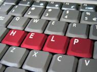 Online-Beratung bei Problemen